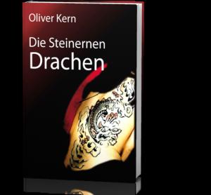 """Cover zu """"Die steinernen Drachen"""""""
