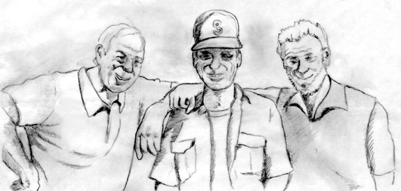 senioren-trio