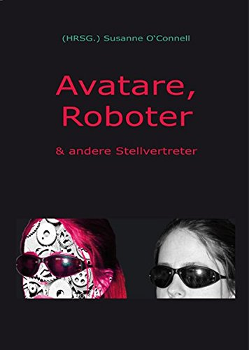 cover anthologie avatare roboter und andere stellvertreter