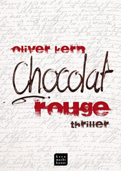 cover oliver kern chocolat rouge